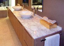Bath Vanity & Granite